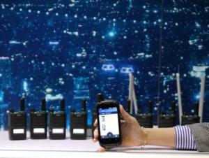 ZTE eChat E350 és E700 POC adóvevő