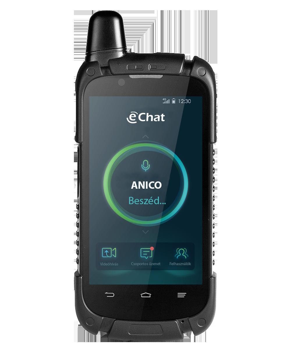 ZTE eChat E700 POC adóvevő